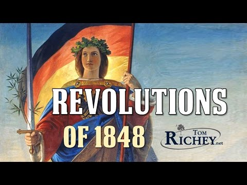 The Revolutions of 1848 (AP European History)