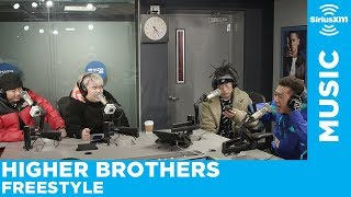 Higher Brothers Freestyle for Shade45