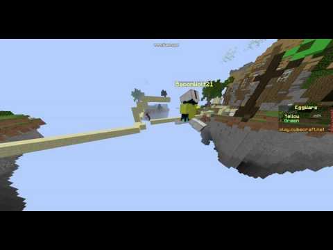 Cubecraft Eggwars BaconWolf21 Fly Hack