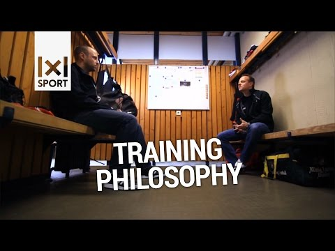 The Art of Coaching Amateur Football/ Soccer Teams: Coach Weber's Training Philosophy