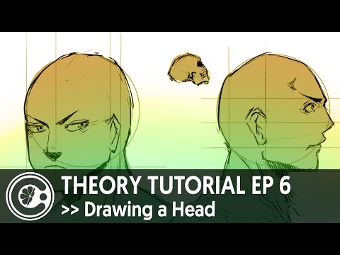 Theory Tutorial Ep 6 - Drawing a Head