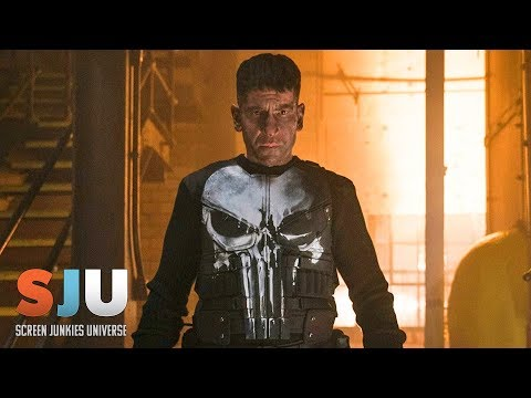 The Punisher Star's Gun Violence Statement (Netflix) - SJU