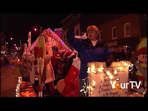 Renfrew Santa Parade Highlights