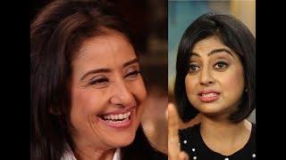 Manisha Koirala's emotional chat with Atika Ahmad Farooqui