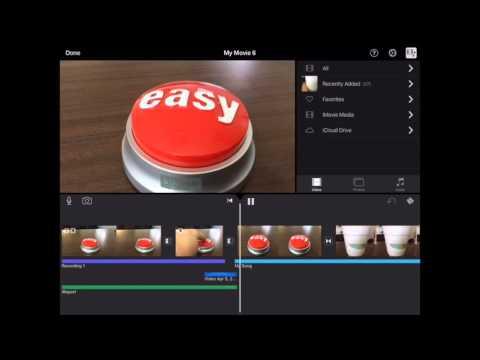 11 - Importing Garageband Music into iMovie