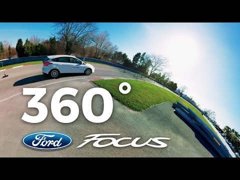 360 Video Experience Electric Ford Focus 2016