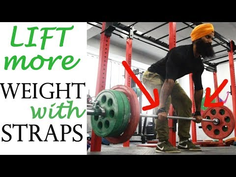 Weight lifting Straps|Grip Strength|Should you use?(Hindi-English)