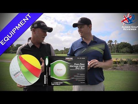 KIRKLAND GOLF BALL REVIEW Costco Golf Ball