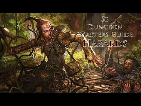 Hazards of the 5e Dungeon Masters Guide| Dungeons and Dragons 5th Edition Dungeon Masters Guide