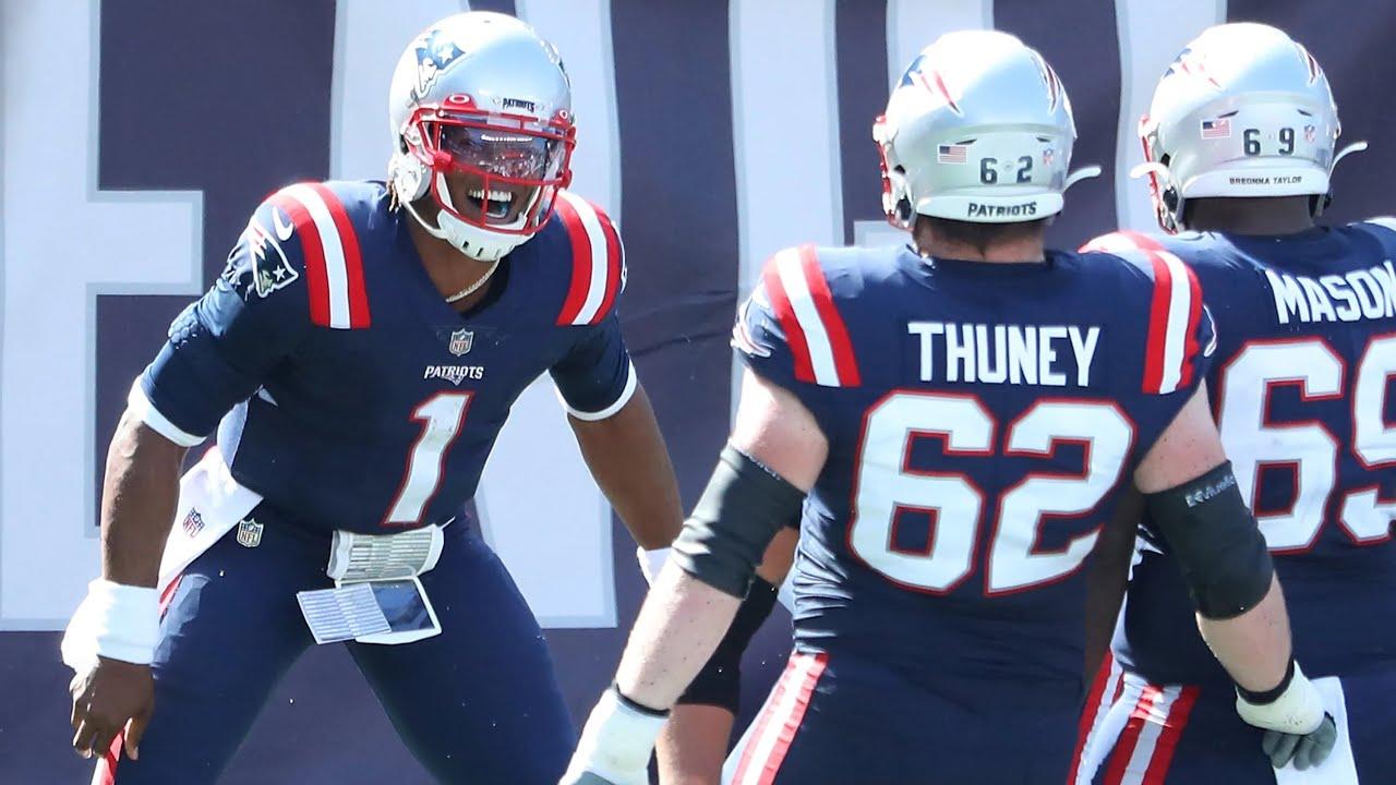 New England Patriots   2020-2021 Season Highlights ᴴᴰ