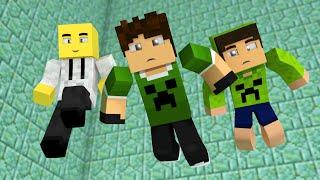 Minecraft: A Queda #2 - O Mundo AquÁtico !! (feat.spok,jabuti)