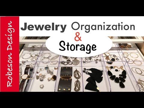 Jewelry Storage HACK! Interior Design