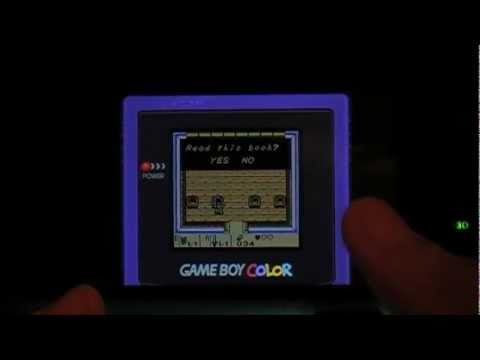 Gameboy Games 3DS Secret and Native Resolution