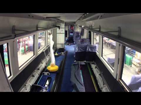 Heathrow Express Refurbishment Timelapse