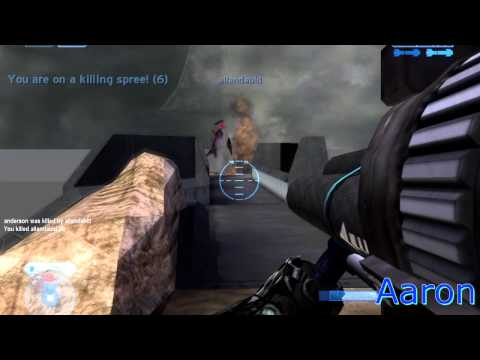 Brother vs. Brother in Halo Custom Edition