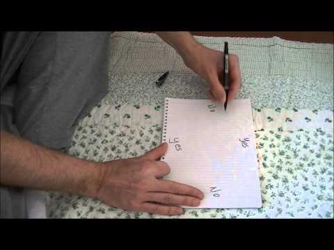 How To Make A Lie Detector.