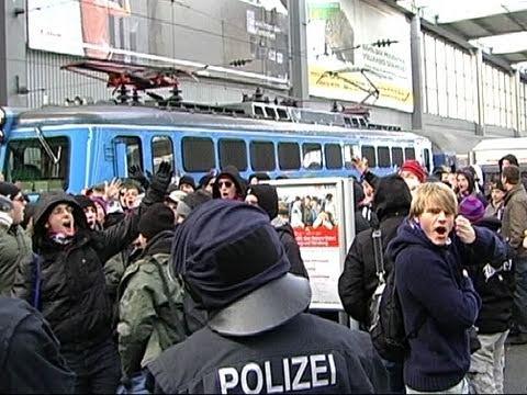 Basel Hooligans in München!