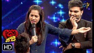 Sudheer | Pradeep | Rashmi | Funny Joke | Dhee Jodi | 30th January 2019 | ETV Telugu