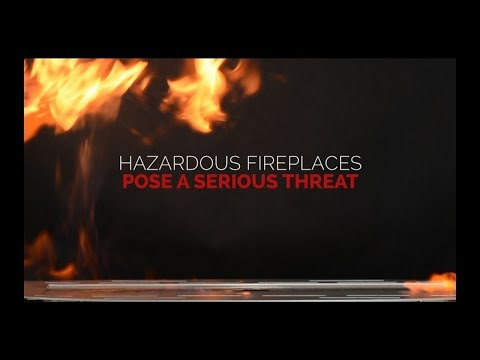 Choose safety - automatic ethanol fireplaces. No more concerns with dangerous manual products.
