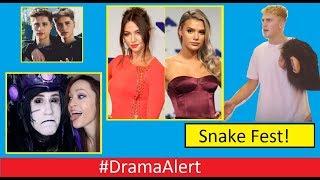 Jake Paul Team 10 House Broken Into! #DramaAlert Alissa Violet vs Erika Costell!
