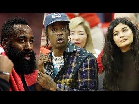 Kylie Jenner & Travis Scott BLASTED For Attending Basketball Game Together!