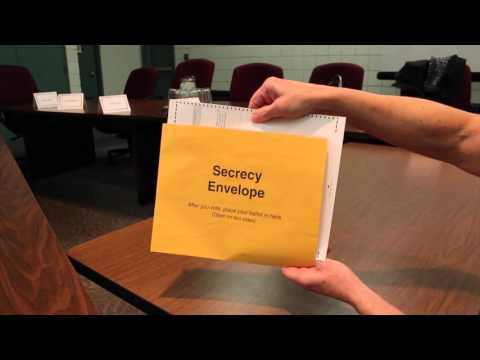 How to Vote by Absentee Ballot