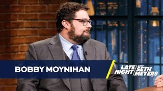Bobby Moynihan Ran into Donald Trump at Jury Duty