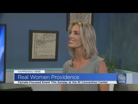 Real Women Providence event