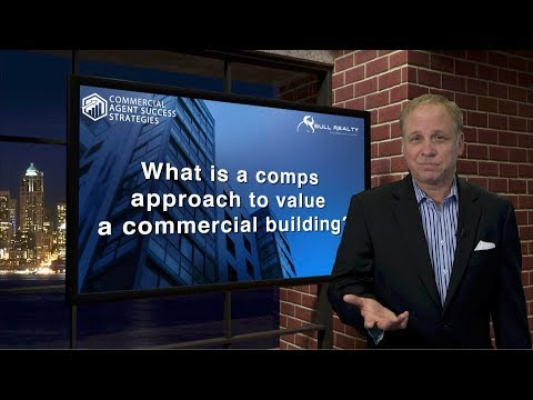 What is a Comps Approach to Value a Commercial Building?