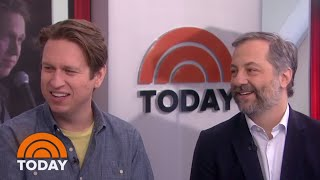 Download Judd Apatow And Pete Holmes Dish On 'Crashing' Season 3 | TODAY Video