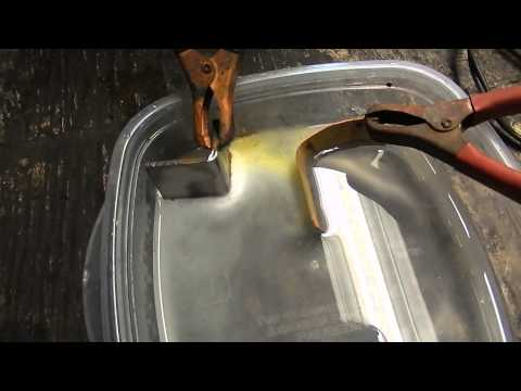 How To Brass Plate At Home... Maybe!