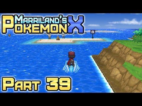 Pokémon X, Part 39: Azure Bay!