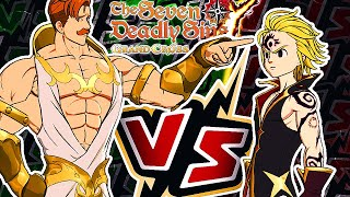 Escanor VS EVERY Meliodas in Seven Deadly Sins: Grand Cross from WORST to BEST!