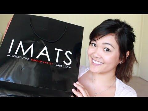 IMATS LA 2012 Haul + $1,000 Giveaway