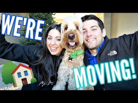 WE'RE MOVING! NEW HOUSE SNEAK PEAK!