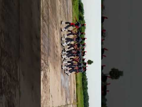 Andhara Loyola college vsc igc 8( A) air sqn ncc2017