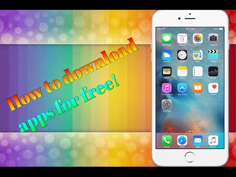 How to download/install any app for free (no jailbreak)! IOS/Android.