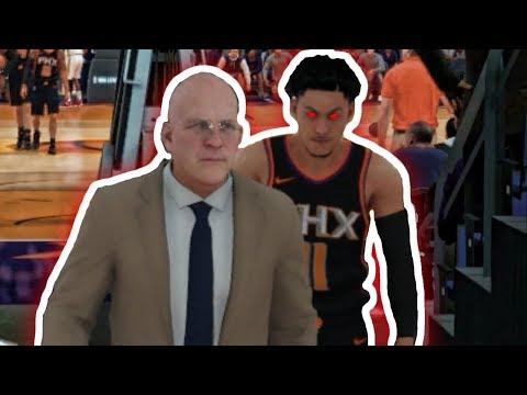 NBA 2K18 Trae Young My Career - Betrayed Ep. 10