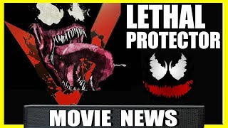 Venom Movie FIRST LOOK Lethal Protector & Carnage Origin | Mega Movie Moment
