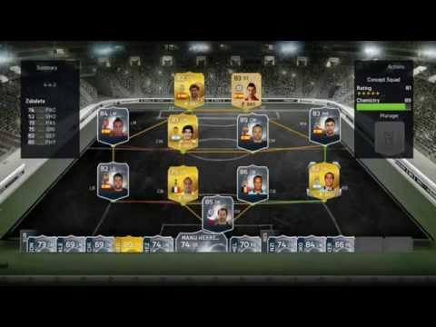 FIFA 15 ULTIMATE TEAM FEATURES! - LOAN PLAYERS & MORE!