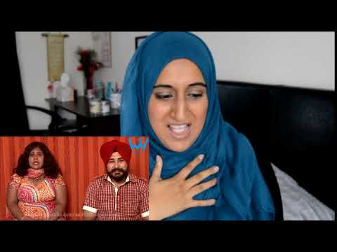 REACTING TO THE 'FUNNIEST INDIAN MATRIMONIAL VIDEOS EVER'   Shamsa
