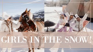 Download FUN IN THE ALPS ❄️ SNOW TRIP WITH THE GIRLS ❄️ Fashion Mumblr Video