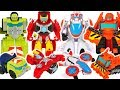 Transformers Rescue Bots Academy Defeat The Dinosaurs DuDuPopTOY