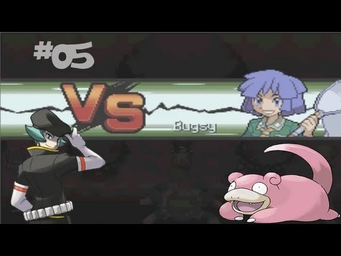 Pokemon Soulsilver Playthrough - Part 5 - This Is Bugging Me... - ChillBlades666