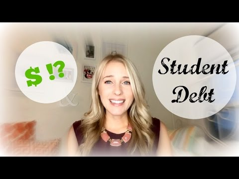HOW TO PAY OFF STUDENT DEBT FAST!