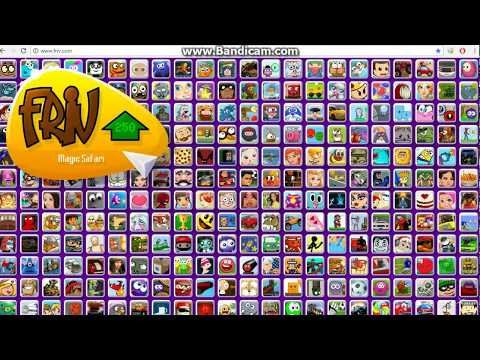 How to find 72 secrete games on friv at onces