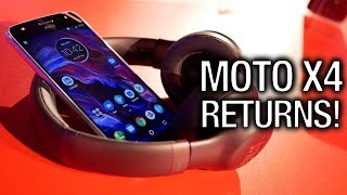 Moto X4: Return of an Android Favorite