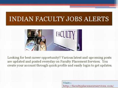 Apply Online for Teaching jobs for freshers