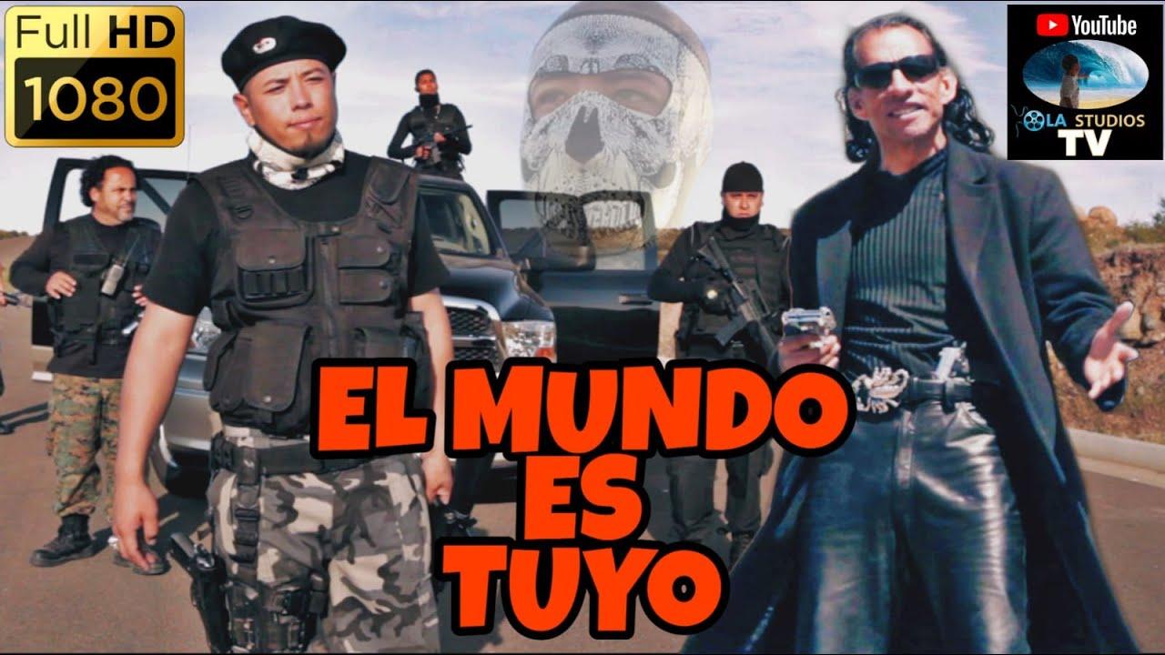 🎬 El MUNDO ES TUYO - película completa en español 🎥