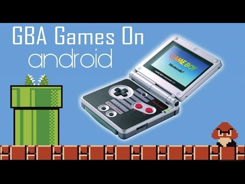 How to Play GBA Games on Android! (2015 Edition)